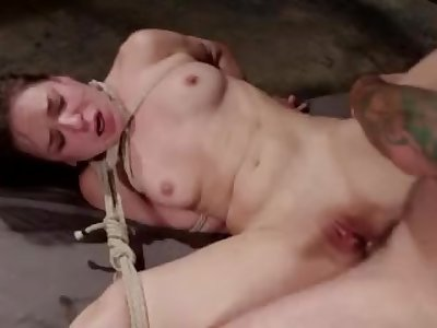 Hard Fucking in Tight Bondage!!!
