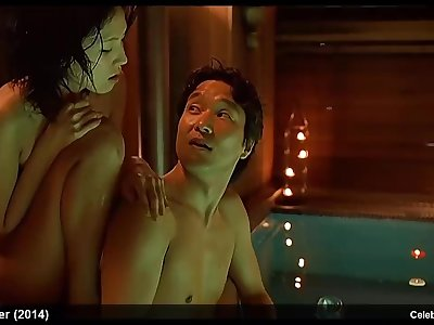 Asian Celebrities Hyeon-a Seong & Eun-Joo Lee Nude And Explicit Sex Scenes