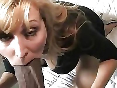 Big broad in the beam dark-hued monster cock in my moms mean pussy 27