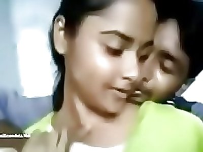 Indian Girl Rajini Permitted Boobs Disquiet Blear