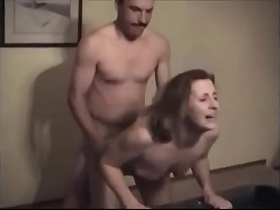 Coaxed my wife to fuck my BOSS